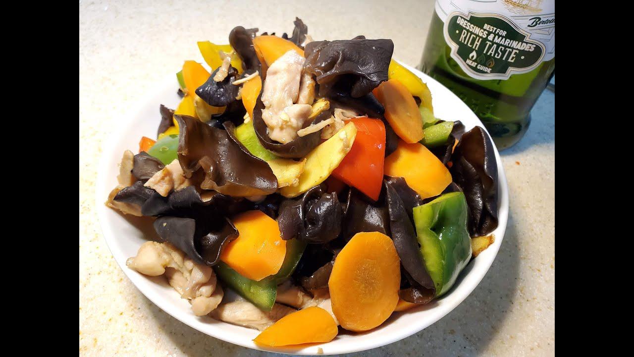 五彩雞肉 / 營養之選 Chicken Meat with Vegetable 【20無限】