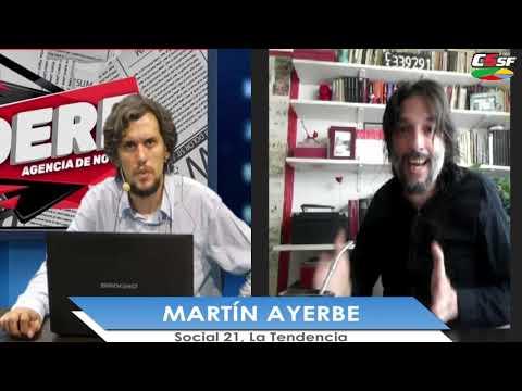 Martín Ayerbe: Necesitamos que los puertos sean estatales