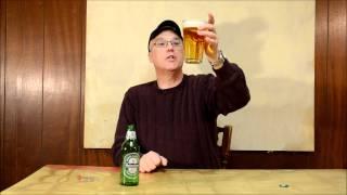Beer Review - Heineken