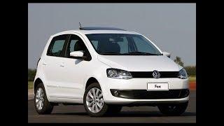 Автомобиль Фольксваген Фокс 2008 года.  Volkswagen Fox Car 2008