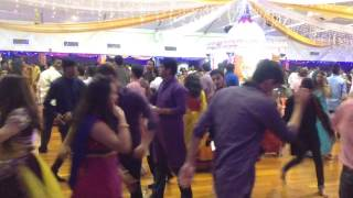 Auckland Gandhi hall garba 2014 day 5