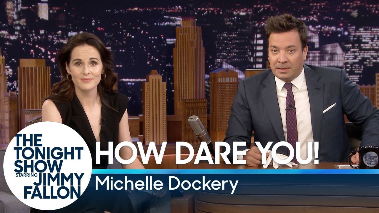 How Dare You! w/ Michelle Dockery