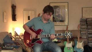 2007 Gibson Custom Shop ES-345 Reissue Part 2