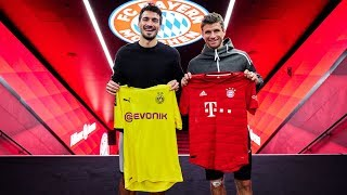 ThoMats Challenge #10 - Anniversary Edition from the Allianz Arena | Thomas Müller vs. Mats Hummels