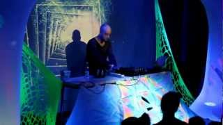 Microcosmos: H.U.V.A. Network @ club Place - 08.12.2012 part 2