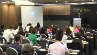 Influential Brands - The Future of Banking by Mr Louis Foo of DBS Bank Part-1