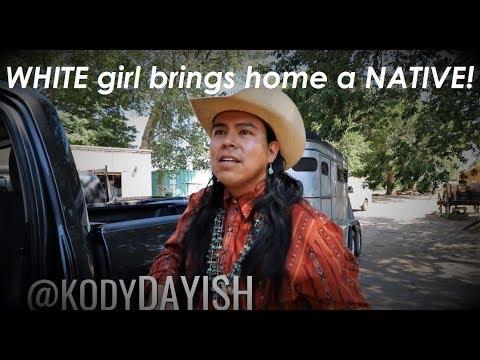 When A White Girl Brings Home A Navajo | PART 1