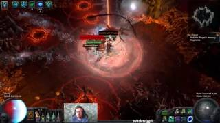 Assassin Blade Vortex - Atziri and Uber Lab - Essence League