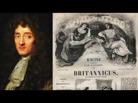 Britannicus de Jean Racine (La Comédie-Française / France Culture)