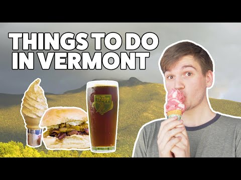 The 6 Best Things To Do in Vermont | Travel Guide