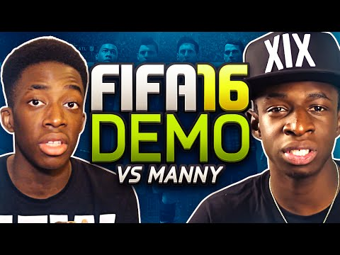 FIFA 16 DEMO Vs My Brother (FIFAManny)