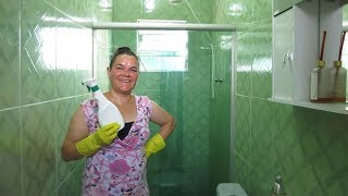 Como Lavar Banheiro a Seco – Limpeza Moderna