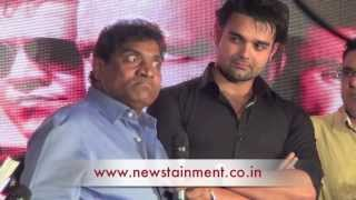 Johnny Lever performs at Movie Enemmy Music Launch