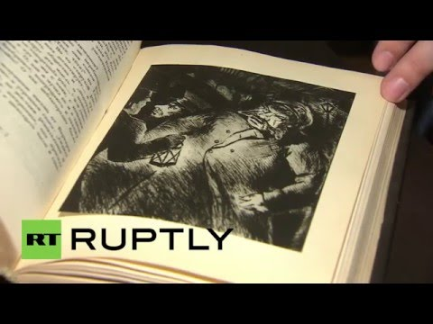 Russia: Ultra-rare Dostoevsky sells for 3.4 million roubles in Moscow