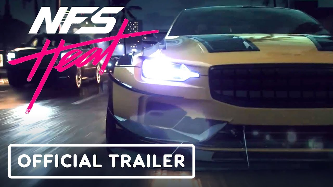 Need For Speed Heat - Trailer Oficial de Lançamento + vídeo