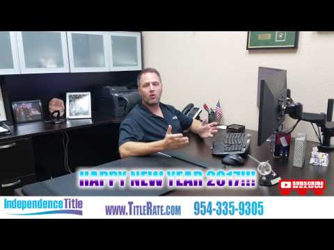 Happy New Year! Title Tuesday with Kevin Tacher - Two Title Tips To Start The New Year Right!