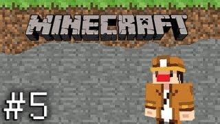 Minecraft Hardcore - Verden 1 Episode 5 - Skjulte skatter