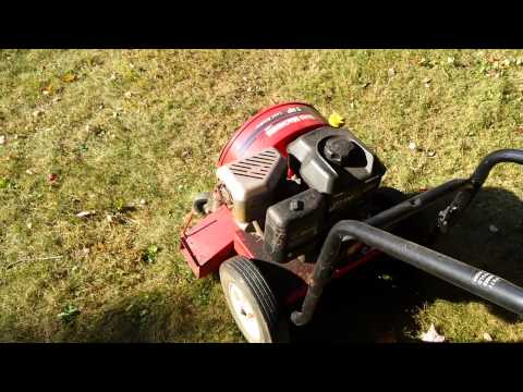 MTD Yard Machines 5hp Leaf Blower