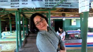 20150115 makan siang di Warung Iwak Kali Pak Suko