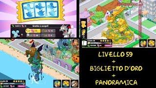 THE SIMPSON:SPRINGFIELD | Panoramica Springfield e Biglietto d'Oro! #4 [Gameplay Ita]
