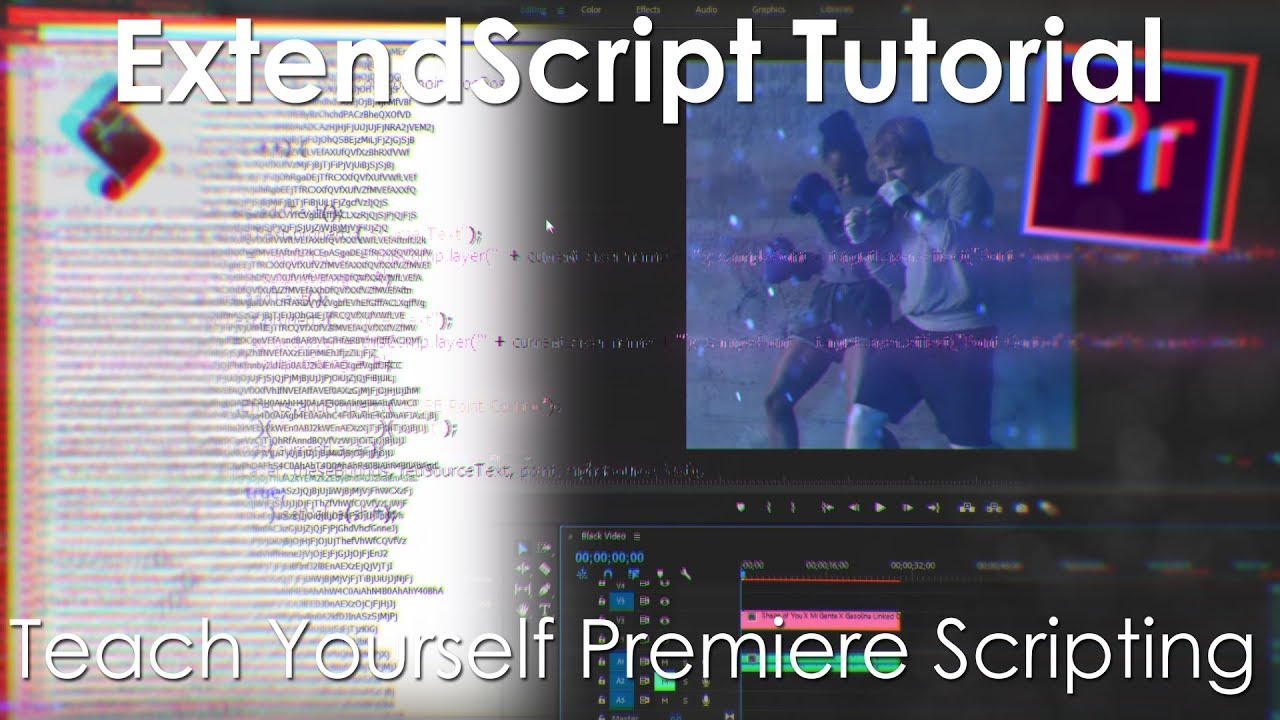 Teach Yourself Scripting for Adobe Premiere - Lesterbanks