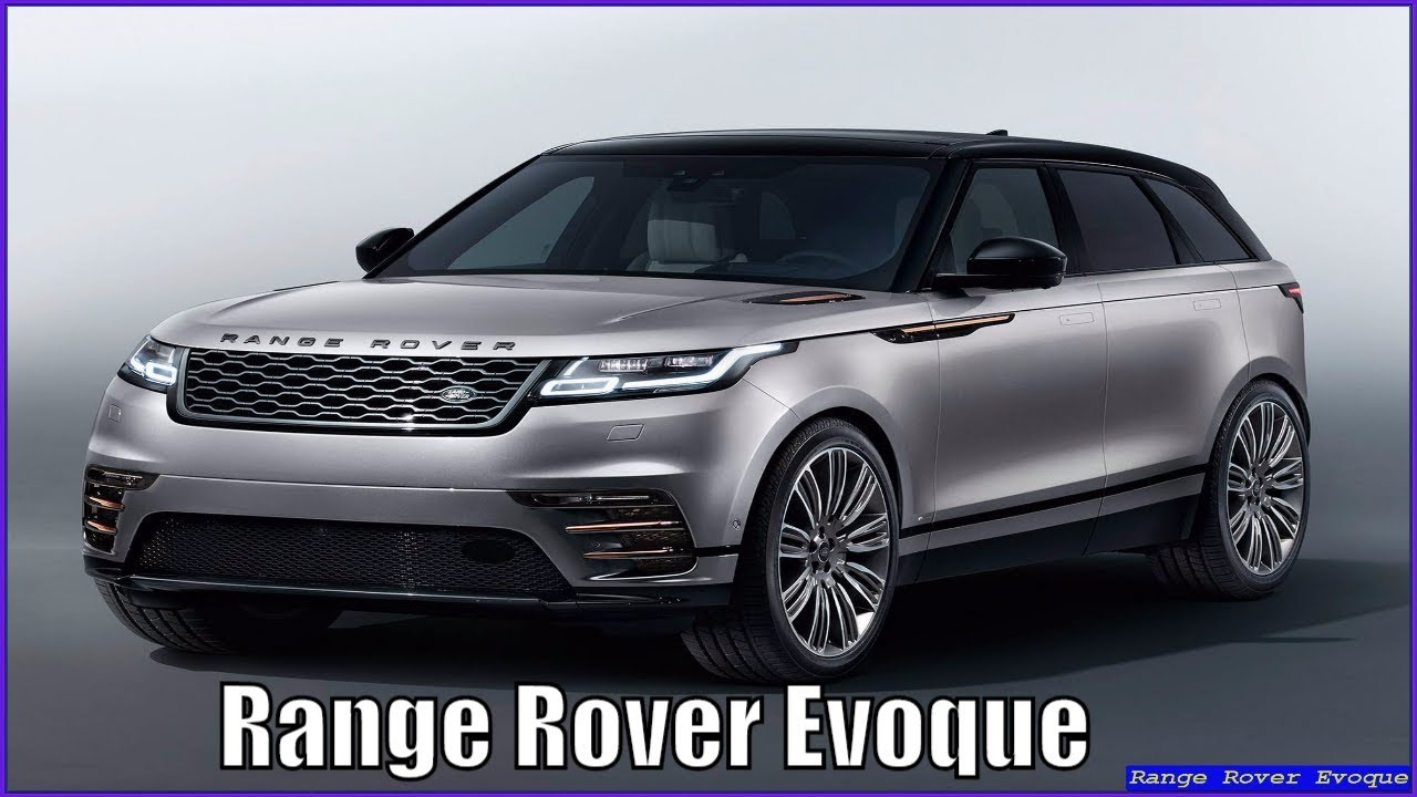 range rover evoque 2018 review interior exterior youtube. Black Bedroom Furniture Sets. Home Design Ideas