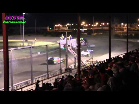 IMCA Sport Mod A Feature Dawson County Speedway 8 3 14