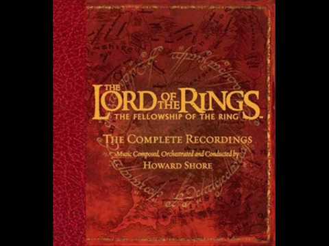 The Lord of the Rings: The Fellowship of the Ring CR - 01. Khazad-dûm