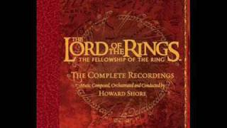 The Lord Of The Rings The Fellowship Of The Ring CR 01 Khazad Dûm