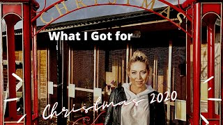 WHAT I GOT FOR CHRISTMAS 2020 - Tanya Louise