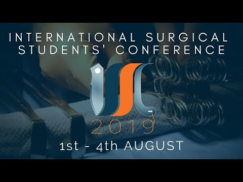International Surgical Students' Conference (ISSC 2019) Promo Video | Melbourne
