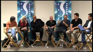 """Writing Science-Fiction & Fantasy"" Speakers Series SCRIPTWRITERS NETWORK: Episode 1:2"