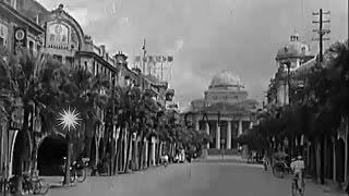 1937(日治時期)台北街景 城內與大稻埕風光