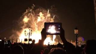 LIVE STREAM: Epcot New Year's Eve Fireworks 2...