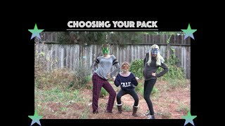 How To Become A Velociraptor Episode One: Choosing Your Pack