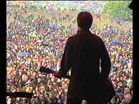 Mansun - 'Wide Open Space' live at Glastonbury