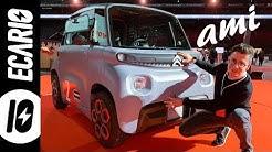 Citroen Ami 💚 supergünstiges e-Mopedauto FÜR ALLE