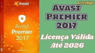 Avast Premier 2017 - Licença Válida Até 2026