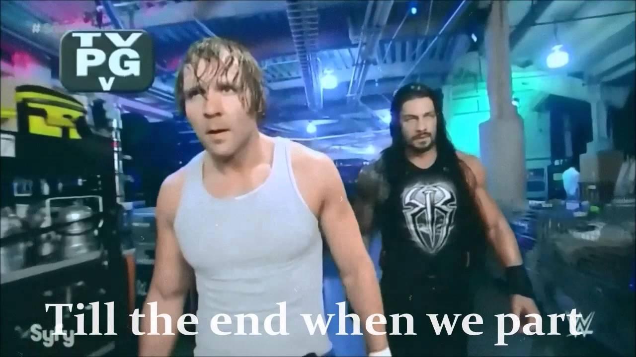 Dean and friend