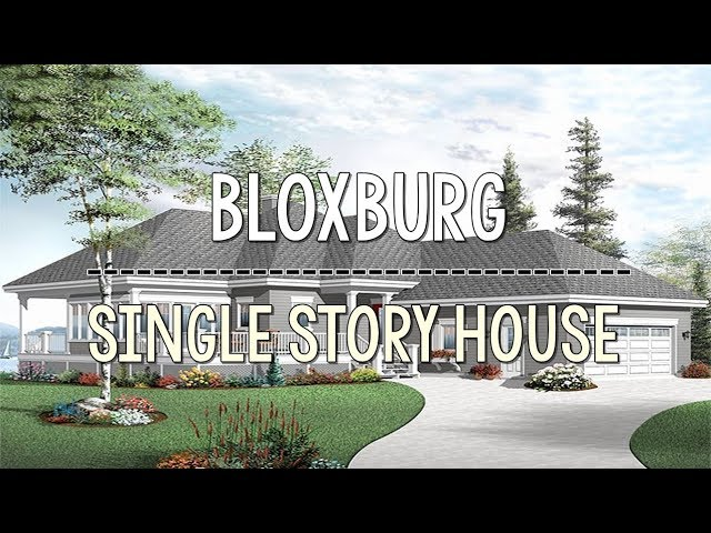 ROBLOX   Welcome to Bloxburg: Family House (NO GAMEPASSES)