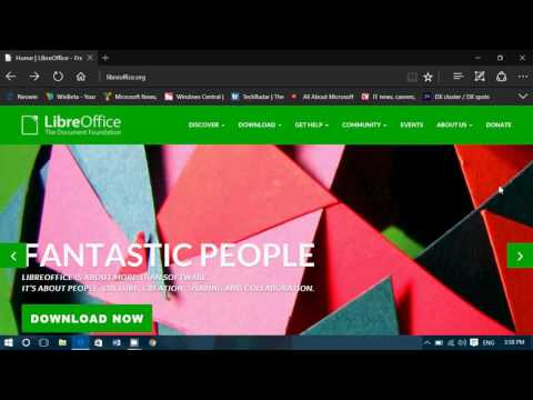 Fixit Free Microsoft Office Alternatives Libre Office Open Source For Mac OS X Linux And Windows