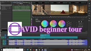 Avid Media Composer beginner t…