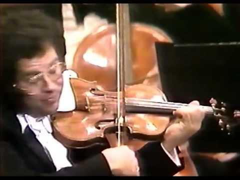 Oh ! ITZHAK PERLMAN & NYPhO VIVALDI  WINTER LIVE 1982