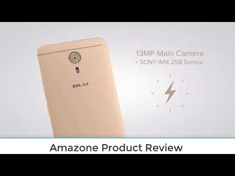 """BLU VIVO 8-5.5"""" & [BLU XL4] Smart Phone Review"""