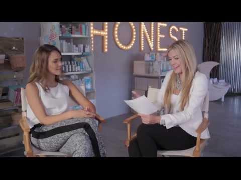 Jessica Alba Talks Honest & Being a Mom - Girl Crush