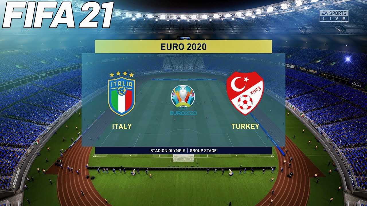 Turkey vs Italy, Euro 2020: What time is kick-off today, TV details ...