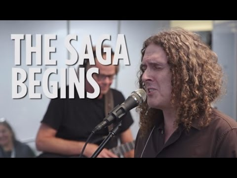 "Weird Al Yankovic ""The Saga Begins"" Live // SiriusXM // Raw Dog Comedy Hits"