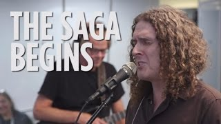 "Gambar cover Weird Al Yankovic ""The Saga Begins"" Live // SiriusXM // Raw Dog Comedy Hits"