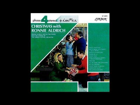 Ronnie Aldrich - Christmas With Ronnie Aldrich [1964] (Full Album)