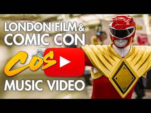 Winter London Film & Comic Con (WLFCC) - October 2013 - Cosplay Music Video‏ Travel Video